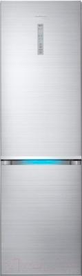 Холодильник с морозильником Samsung RB41J7861S4/WT