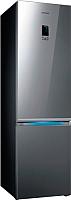 Холодильник с морозильником Samsung RB37K63412A/WT -