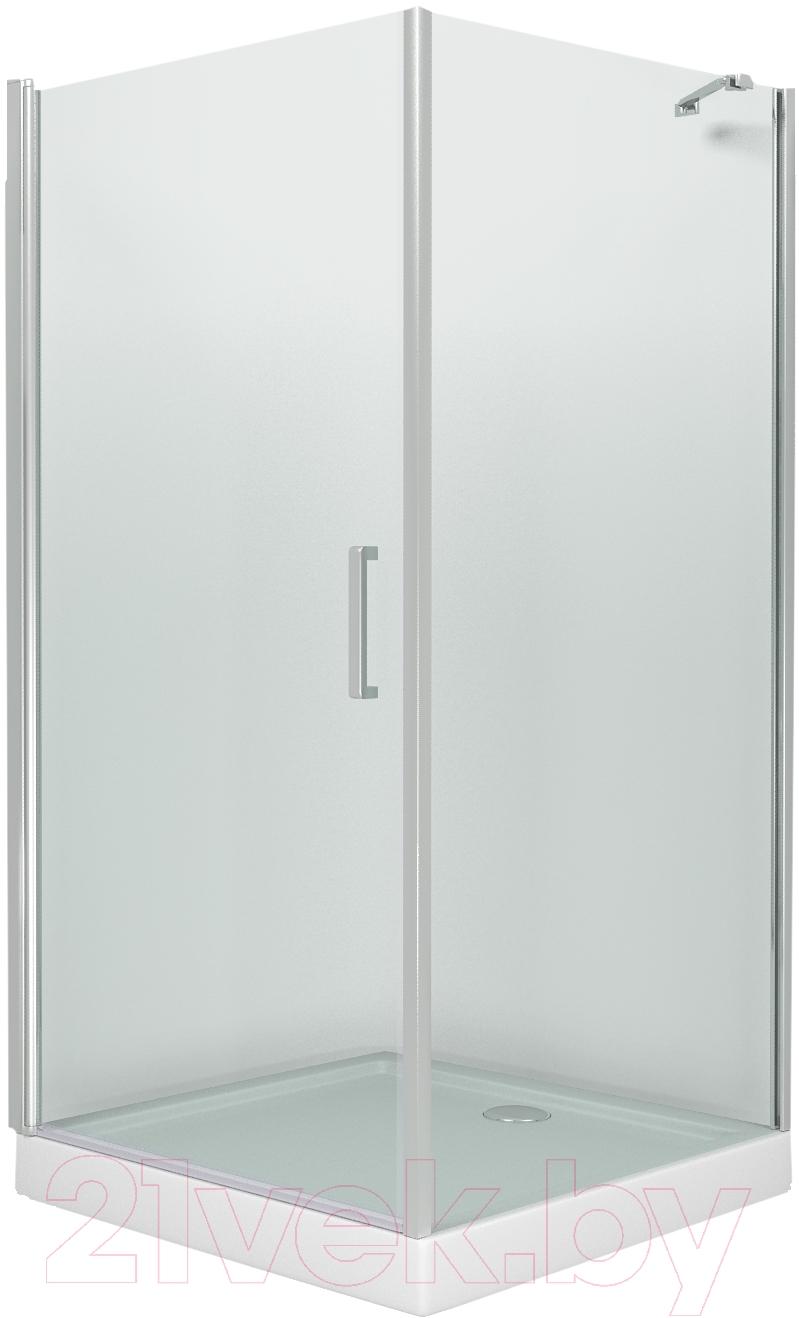 Купить Душевое ограждение Good Door, Пандора CR 90x90, Россия