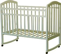 Детская кроватка Антел Алита-2 (Слоновая Кость) -