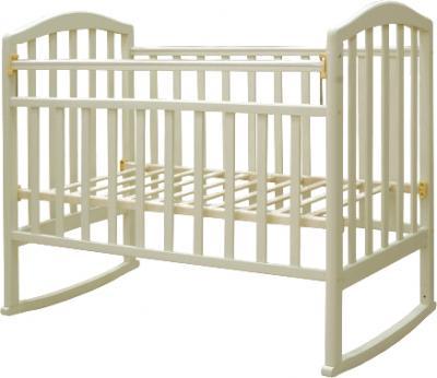 Детская кроватка Антел Алита-2 (Слоновая Кость) - общий вид