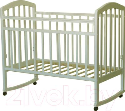 Детская кроватка Антел Алита-2 (Слоновая Кость)