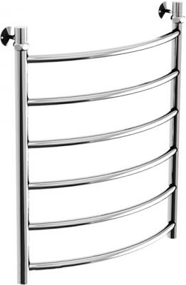 """Полотенцесушитель водяной Gloss & Reiter Raduga Л.50x60.Д6 (1"""") (с нижним подключением) - общий вид"""