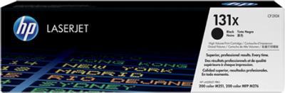 Тонер-картридж HP 131X (CF210X) - общий вид