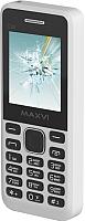 Мобильный телефон Maxvi C20 (белый) -