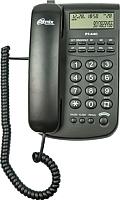 Проводной телефон Ritmix RT-440 (черный) -