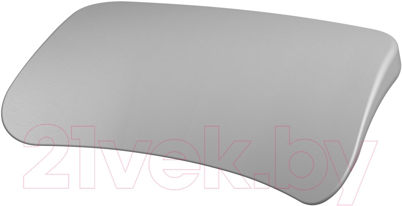 Купить Подголовник для ванны Riho, AH13115 (серебристый), Чехия, полиуретан