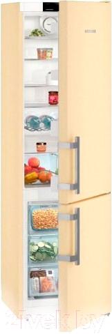Купить Холодильник с морозильником Liebherr, CNbe 4015, Болгария