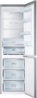 Холодильник с морозильником Samsung RB41J7811SA