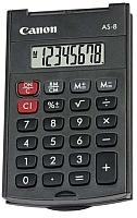 Калькулятор Canon AS-8 -