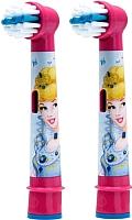 Насадки для зубной щетки Braun Oral-B Stages Power EB10 Принцессы (2шт) -