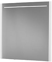 Зеркало Belux Мадрид В80 (белый) -