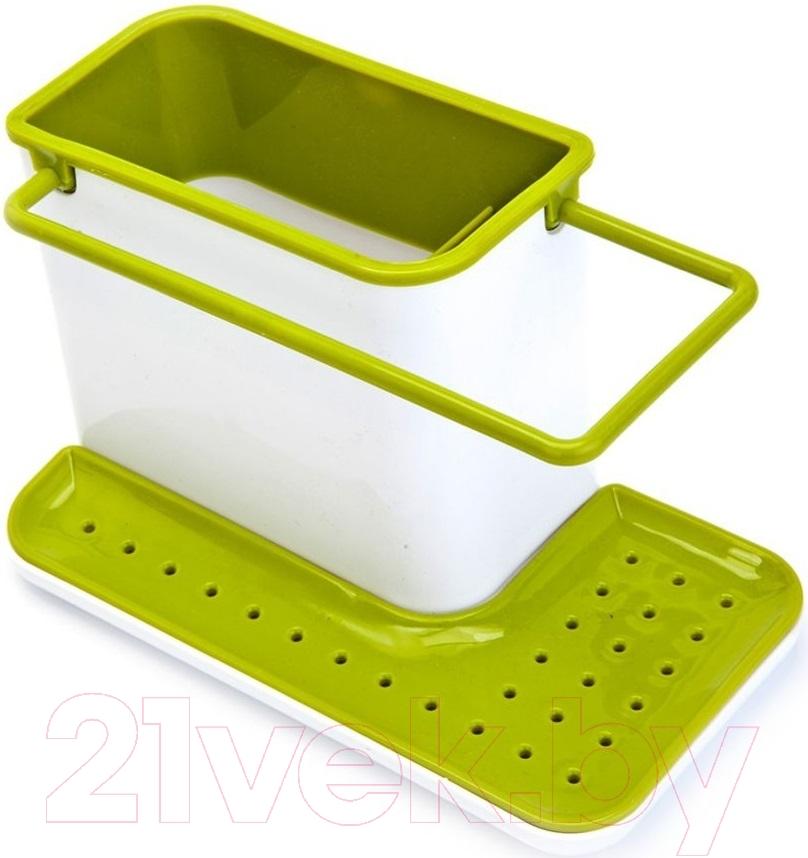 Купить Органайзер для раковины Bradex, TK 0206, Китай, зеленый, пластик