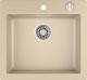 Мойка кухонная Teka Clivo 50 S-TQ / 40148012 (топаз) -
