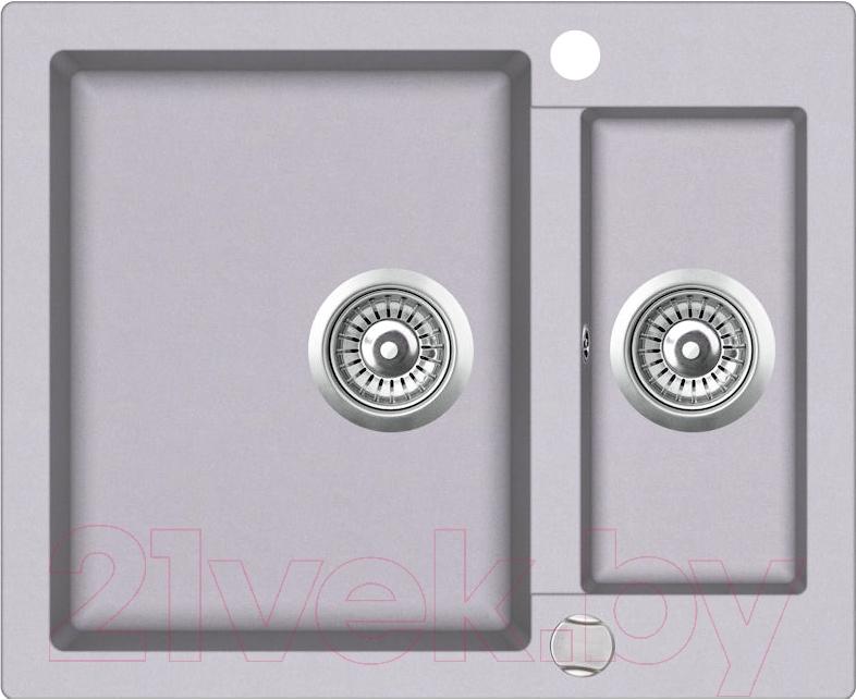 Купить Мойка кухонная Teka, Clivo 60 S-TQ / 40148031 (алюминий), Испания
