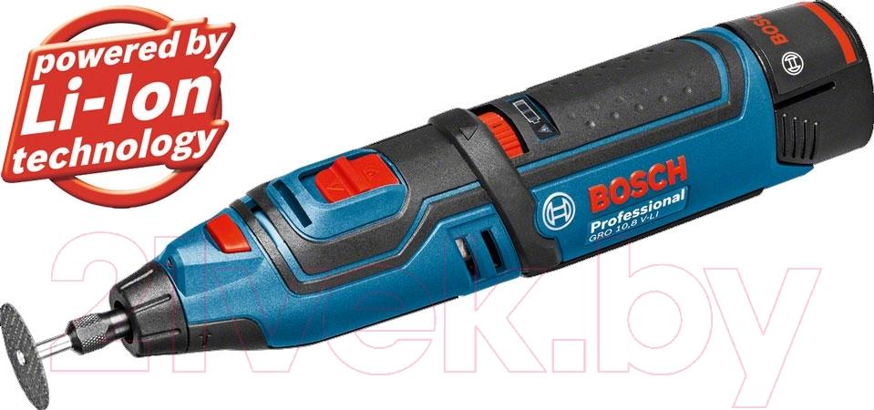 Купить Многофункциональный инструмент Bosch, GRO 10.8 V-LI (0.601.9C5.000), Китай