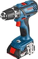 Профессиональная дрель-шуруповерт Bosch GSR 18-2-LI Plus Professional (0.601.9E6.102) -