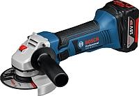 Профессиональная угловая шлифмашина Bosch GWS 18-125 V-LI Professional (0.601.93A.307) -