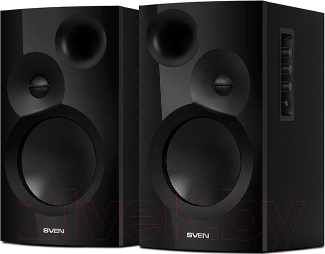 Купить Мультимедиа акустика Sven, SPS-701 (черный), Китай