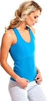Майка для похудения Bradex Body Shaper SF 0135 (L, голубой) -