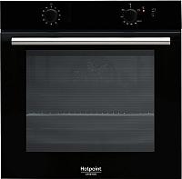Газовый духовой шкаф Hotpoint-Ariston GA2 124 BL HA -