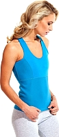 Майка для похудения Bradex Body Shaper SF 0137 (ХХL, голубой) -