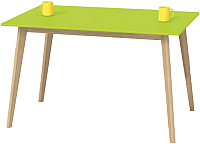 Обеденный стол Halmar Lorrita (зеленый) -