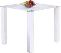 Обеденный стол Halmar Merlot квадрат (белый) -
