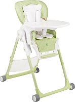 Стульчик для кормления Happy Baby William V2 (зеленый) -