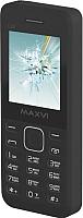 Мобильный телефон Maxvi C20 (черный) -