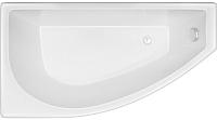 Ванна акриловая Triton Бэлла 140x75 R (с каркасом) -