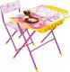 Комплект мебели с детским столом Ника КУ2П/17 Принцесса -