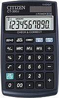 Калькулятор Citizen CT-300 J -