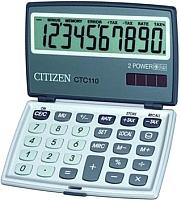 Калькулятор Citizen CTС-110 WB -