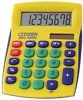 Калькулятор Citizen SDC-450 NYLCFS -