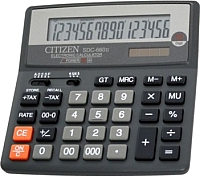 Калькулятор Citizen SDC-660 II -
