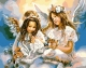 Картина по номерам Picasso Два ангела (PC4050129) -
