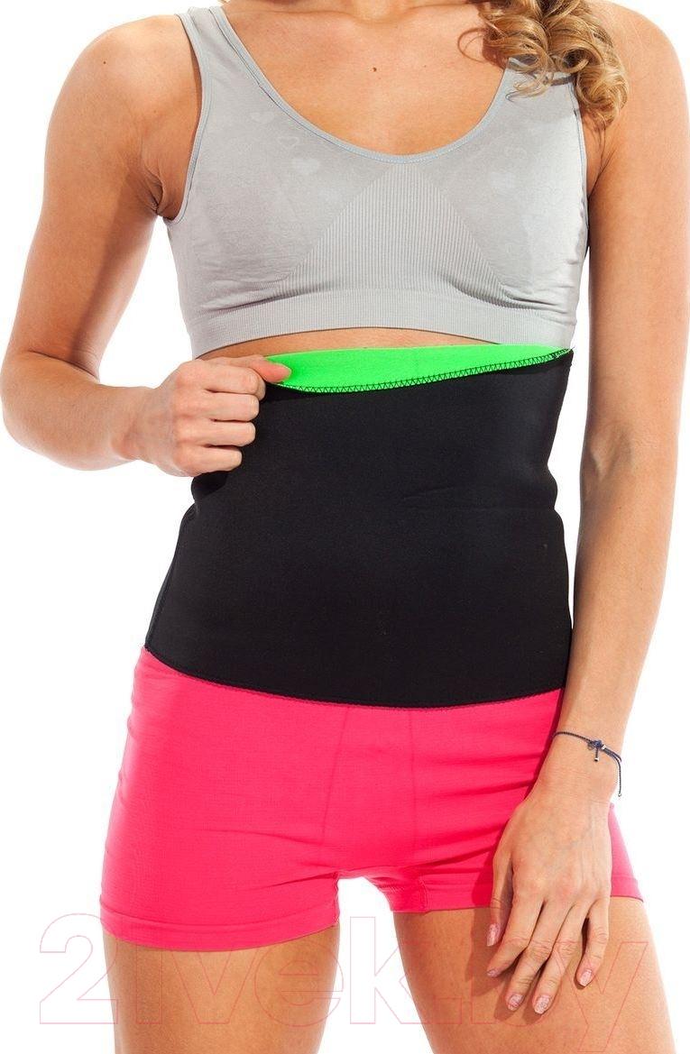 Купить Пояс для похудения Bradex, Body Shaper SF 0115 (XL, зеленый), Китай, полиэстер