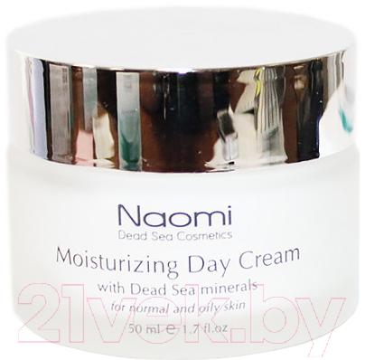 Купить Крем для лица Naomi, Для лица увлажняющий для нормальной и жирной кожи KM 0020, Израиль