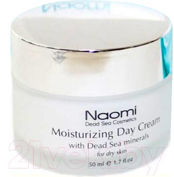 Купить Крем для лица Naomi, Увлажняющий для сухой кожи лица KM 0009 (50мл), Израиль