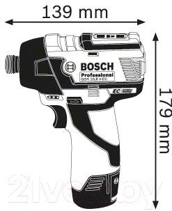 Профессиональный гайковерт Bosch GDR 10.8 V-EC Professional (0.601.9E0.002)