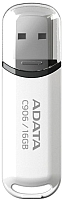 Usb flash накопитель A-data C906 16Gb White (AC906-16G-RWH) -