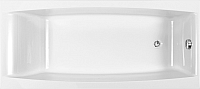 Ванна акриловая Cersanit Virgo 150x75 (без ножек) -