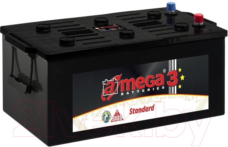 Купить Автомобильный аккумулятор A-mega, Standard 140 (3) / ASt 140.3 (140 А/ч), Украина