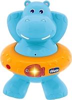 Игрушка для ванной Chicco Счастливый бегемотик 70306 -