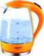 Электрочайник Atlanta ATH-2461 (оранжевый) -