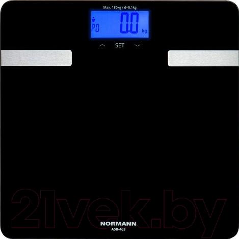 Купить Напольные весы электронные Normann, ASB-463, Китай