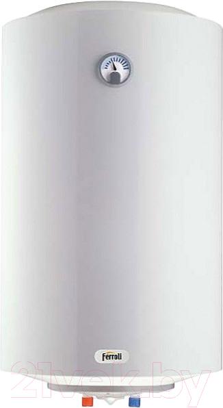 Накопительный водонагреватель Ferroli, E-Glass 60VS, Беларусь  - купить со скидкой