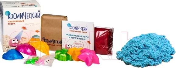 Купить Набор для лепки Космический песок, Голубой КП01Г10Н (1кг), Россия