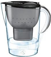 Фильтр питьевой воды Brita Marella XL Galaxy Black (+ 2 картриджа Maxtra) -
